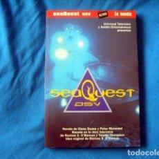 Libros de segunda mano: LIBRO SEAQUEST DSV SERIE TV 1995 DIANE DUANE PETER MORWOOD EDICIONES B. Lote 189481380