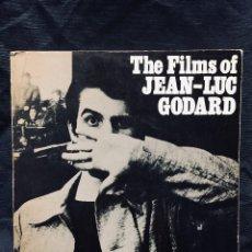 Libros de segunda mano: THE FILMS OF JEAN - LUC GODARD MOVIE STUDIO VISTA PAPERBACKS. Lote 189578921