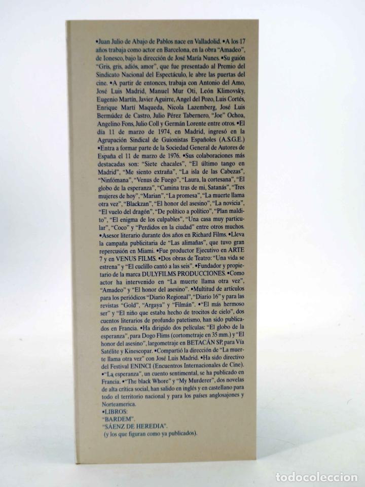 Libros de segunda mano: BEN HECHT, EL GUIONISTA MÁS FUERTE E INDEPENDIENTE DE HOLLYWOOD (Juan Julio De Abajo De Pablos) - Foto 3 - 189697092