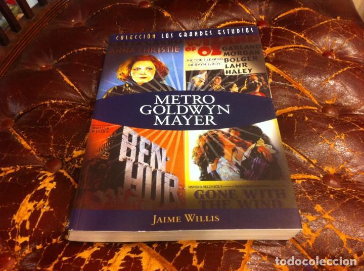 JAIME WILLIS. METRO GOLDWYN MAYER. ED. T & B EDITORES, 2006 (Libros de Segunda Mano - Bellas artes, ocio y coleccionismo - Cine)