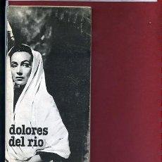 Libros de segunda mano: FUENTES, ,, DOLORES DEL RIO, XXIV FESTIVAL DE CINE DE SAN SEBASTIAN 1976. Lote 191203466