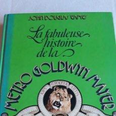 Libros de segunda mano: LA FABULOSA HISTORIA DE LA.METRO GOLDEN MAYER CINE LEÓN. Lote 191416210