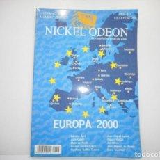 Libri di seconda mano: NIKEL ODEÓN. OTOÑO 1999. Nº15 Y98527T . Lote 193074875