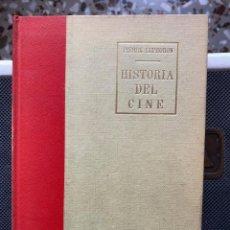 Libros de segunda mano: HISTORIA DEL CINE. Lote 193740825