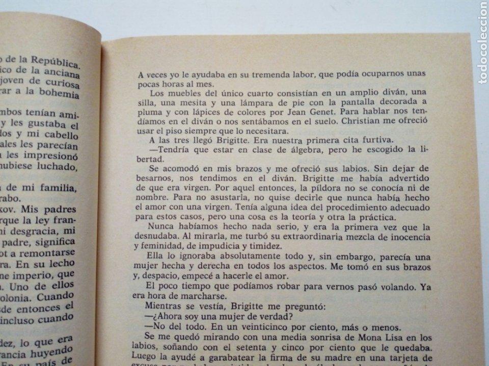 Libros de segunda mano: MEMORIAS DE ROGER VADIM (Bardot, Deneuve, Fonda) (Planeta, 1986) - Foto 3 - 194184473