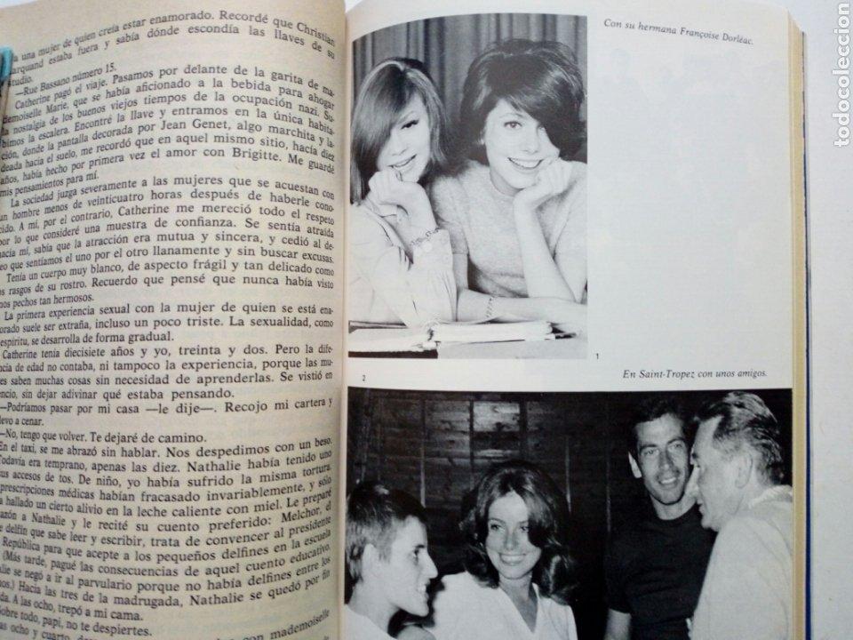 Libros de segunda mano: MEMORIAS DE ROGER VADIM (Bardot, Deneuve, Fonda) (Planeta, 1986) - Foto 4 - 194184473