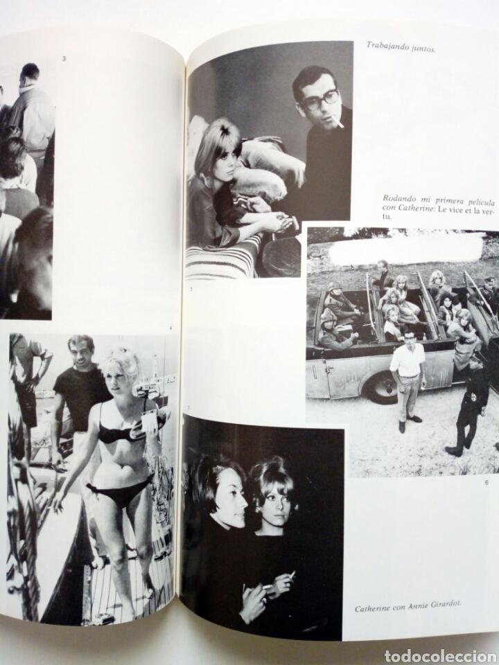 Libros de segunda mano: MEMORIAS DE ROGER VADIM (Bardot, Deneuve, Fonda) (Planeta, 1986) - Foto 5 - 194184473