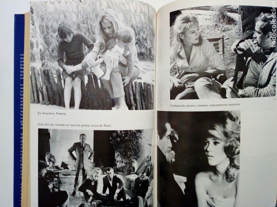 Libros de segunda mano: MEMORIAS DE ROGER VADIM (Bardot, Deneuve, Fonda) (Planeta, 1986) - Foto 6 - 194184473