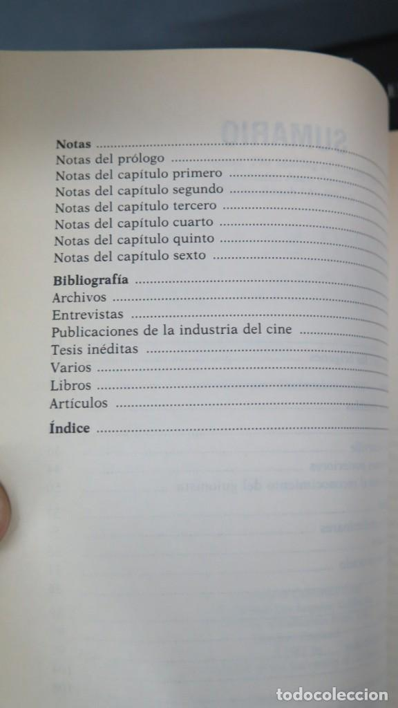 Libros de segunda mano: COMO SE HIZO CIUDADANO KANE. ROBERT L. CARRINGER - Foto 3 - 194222655