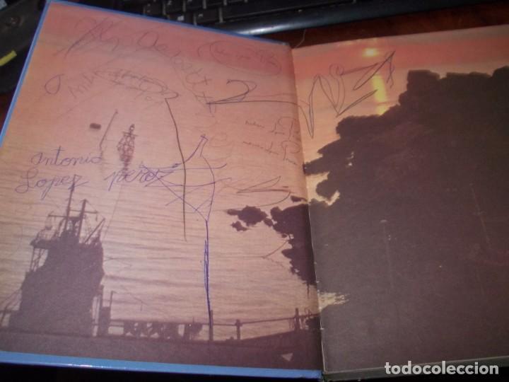 Libros de segunda mano: Popeye el libro de la película. Diafora 1ª ed. diciembre 1.981, interior con varios escritos a bolig - Foto 3 - 194229056