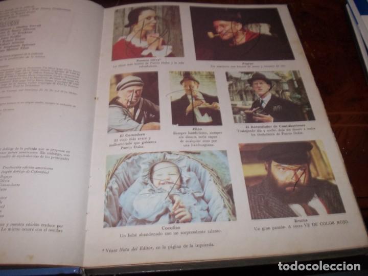 Libros de segunda mano: Popeye el libro de la película. Diafora 1ª ed. diciembre 1.981, interior con varios escritos a bolig - Foto 5 - 194229056