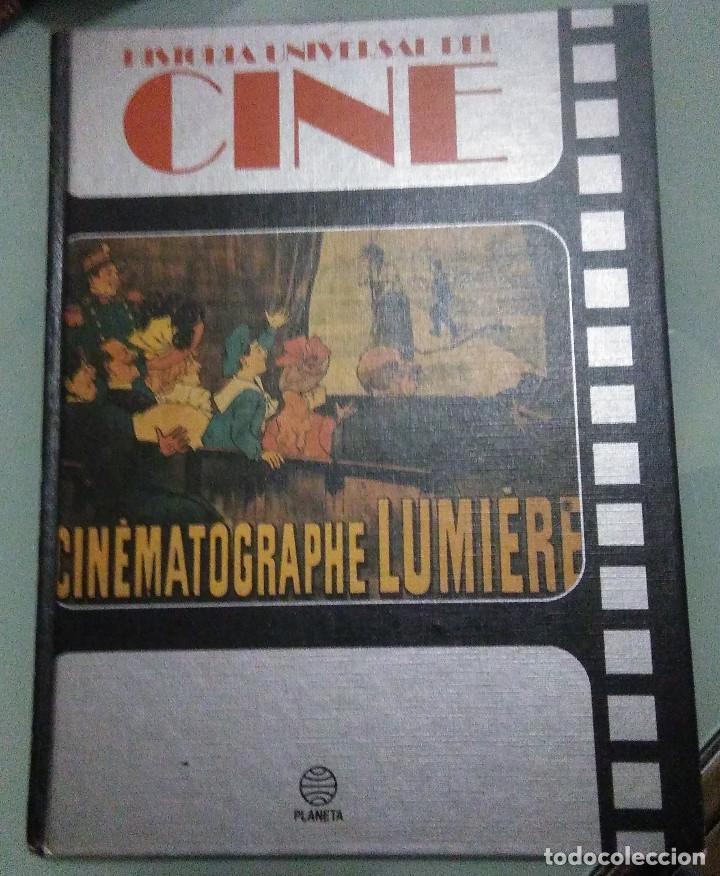 HISTORIA UNIVERSAL DEL CINE. TOMO 1. PLANETA. 1985 (Libros de Segunda Mano - Bellas artes, ocio y coleccionismo - Cine)