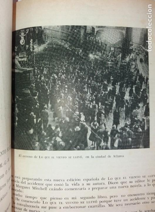 Libros de segunda mano: LEGENDARIA LO QUE EL VIENTO SE LLEVO 32 LAMINAS METRO GOLDWYNG MAYER MAS DE 70 AÑOS - Foto 29 - 212072450