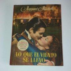 Libros de segunda mano: LO QUE EL VIENTO SE LLEVO 32 LAMINAS METRO GOLDWYNG MAYER. Lote 194355068