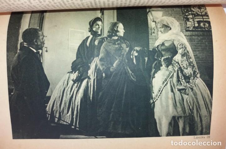 Libros de segunda mano: LEGENDARIA LO QUE EL VIENTO SE LLEVO 32 LAMINAS METRO GOLDWYNG MAYER MAS DE 70 AÑOS - Foto 26 - 212072450