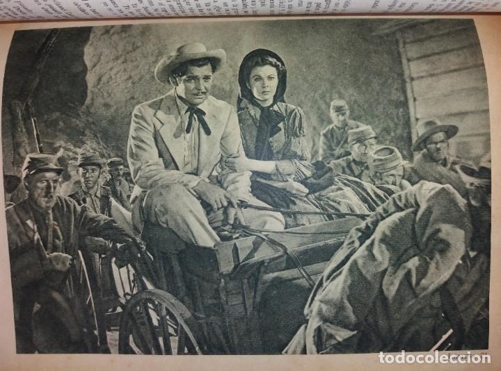 Libros de segunda mano: LEGENDARIA LO QUE EL VIENTO SE LLEVO 32 LAMINAS METRO GOLDWYNG MAYER MAS DE 70 AÑOS - Foto 21 - 212072450