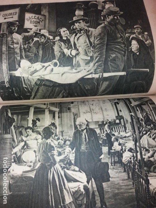 Libros de segunda mano: LEGENDARIA LO QUE EL VIENTO SE LLEVO 32 LAMINAS METRO GOLDWYNG MAYER MAS DE 70 AÑOS - Foto 18 - 212072450