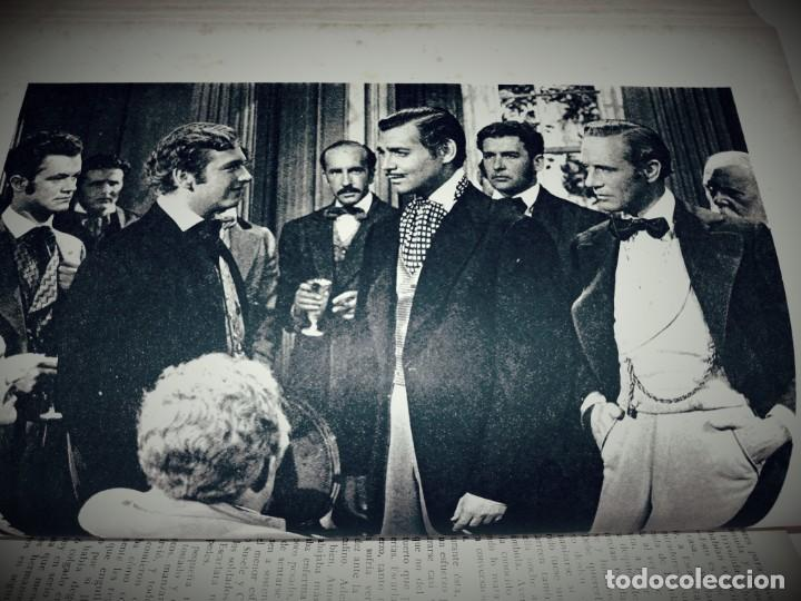 Libros de segunda mano: LEGENDARIA LO QUE EL VIENTO SE LLEVO 32 LAMINAS METRO GOLDWYNG MAYER MAS DE 70 AÑOS - Foto 11 - 212072450