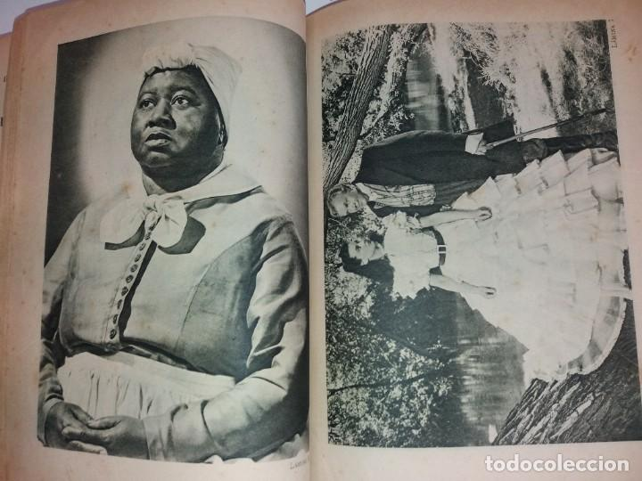 Libros de segunda mano: LEGENDARIA LO QUE EL VIENTO SE LLEVO 32 LAMINAS METRO GOLDWYNG MAYER MAS DE 70 AÑOS - Foto 7 - 212072450
