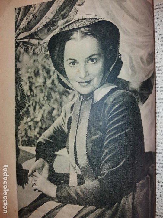 Libros de segunda mano: LEGENDARIA LO QUE EL VIENTO SE LLEVO 32 LAMINAS METRO GOLDWYNG MAYER MAS DE 70 AÑOS - Foto 4 - 212072450