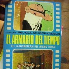 Livros em segunda mão: EL ARMARIO DEL TIEMPO, PELÍCULAS MORTADELO. L.21097. Lote 194391667