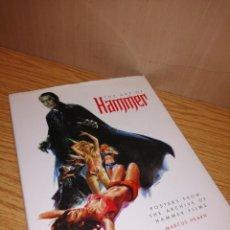 Libros de segunda mano: THE ART OF HAMMER. Lote 194519645