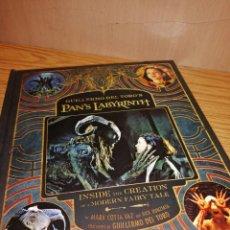Libros de segunda mano: GUILLERMO DEL TORO: PAN'S LABYRINTH. EL LABERINTO DEL FAUNO. Lote 194523322