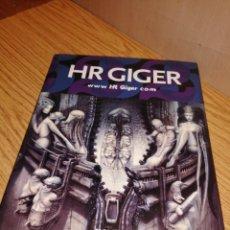 Libros de segunda mano: HR GIGER. ALIEN. Lote 194527230