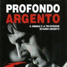 Libros de segunda mano: IL CENEMA E LA TELEVISIONE DE DIARIO ARGENTO DI LUIGI GOZZI PROFONDO ARGENTO. Lote 194565557