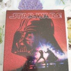 Libros de segunda mano: STAR WARS LIBRO DE POSTER. Lote 194580101