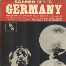 Libros de segunda mano: GERMANY. SCREEN SERIES. Lote 194608446
