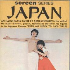 Libros de segunda mano: JAPAN. SCREEN SERIES. Lote 194608521