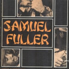 Libros de segunda mano: SAMUEL FULLER. Lote 194608846