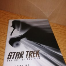 Libros de segunda mano: STAR TREK: THE ART OF THE FILM. Lote 194627135