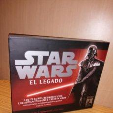 Libros de segunda mano: STAR WARS: EL LEGADO. Lote 194627408