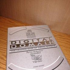 Libros de segunda mano: DIGITAL DOMAIN. Lote 194627796