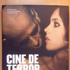 Libros de segunda mano: CINE DE TERROR / JONATHAN PENNER & STEVEN JAY SCHNEIDER - 2012. TASCHEN. Lote 194684250