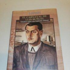 Libros de segunda mano: AITOR BIKANDI MEJIAS, EL FESTIVAL DE LUÍS BUÑUEL. Lote 194905308