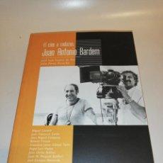 Libros de segunda mano: EL CINE A CODAZOS : JUAN ANTONIO BARDEM, JOSE LUIS CASTRO DE PAZ, JULIO PÉREZ PERUCHO. Lote 194905496