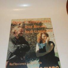 Libros de segunda mano: CINE Y LITERATURA, ICIAR BOLLAIN, JULIO LLAMAZARES. Lote 195058456