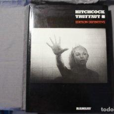 Libros de segunda mano: HITCHCOCK/TRUFFAUT. EDITION DEFINITIVE. TEXTO EN FRANCÉS. Lote 195099968