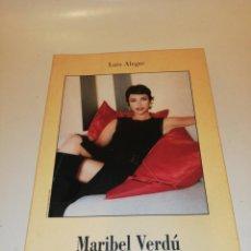 Libros de segunda mano: LUIS ALEGRE, MARIBEL VERDÚ , LA NOVIA SOÑADA. Lote 195154383