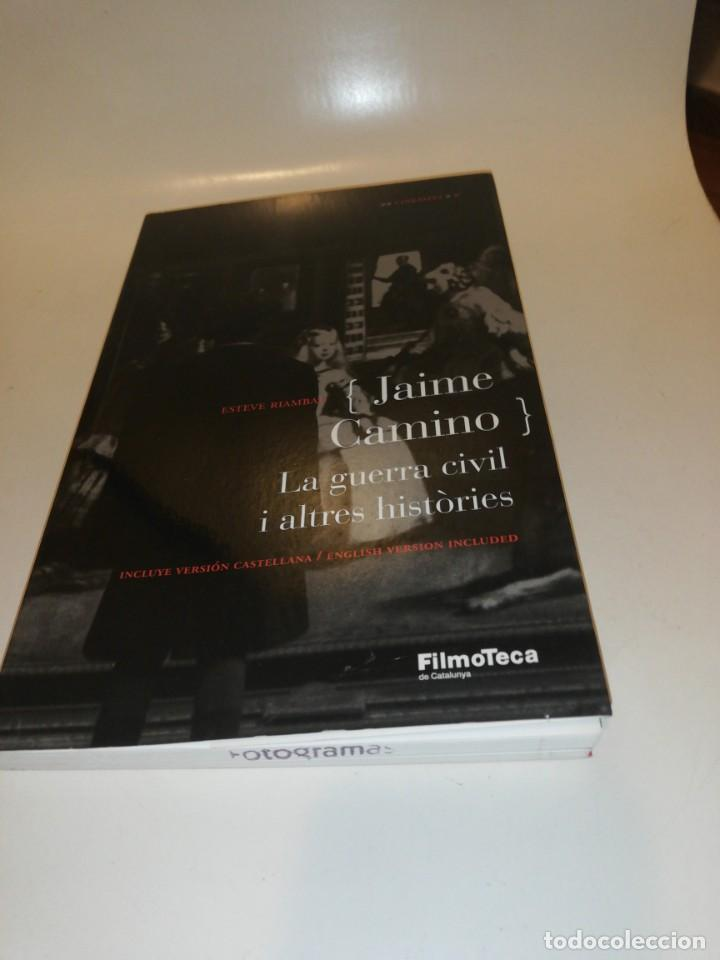 Libros de segunda mano: esteve riambau , jaime camino , la guerra civil i altres histories, catala, castellano ingles - Foto 6 - 195155226