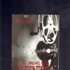 Libros de segunda mano: MANUAL DEL GUIONISTA POR SYD FIELD PLOT EDICIONES S.A. 1984. Lote 195191445
