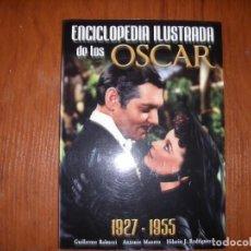 Libros de segunda mano: LIBRO ENCICLOPEDIA DE LOS OSCAR 1927-1955. Lote 195197191