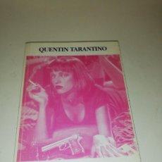 Libros de segunda mano: DELGADO,PAYAN,UCEDA , QUENTIN TARANTINO. Lote 195247853