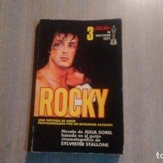 Libros de segunda mano: ROCKY - JULIA SOREL -. Lote 195282787