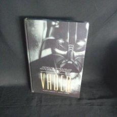 Libros de segunda mano: RYDER WINDHAM Y PETER VILMUR - STAR WARS, VADER (ILUSTRADO) - TIMUNMAS PRIMERA EDICIÓN 2009. Lote 195288213