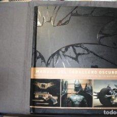 Libros de segunda mano: MANUAL DEL CABALLERO OSCURO. 1ª EDICIÓN. OCTUBRE DE 2012. Lote 195299661