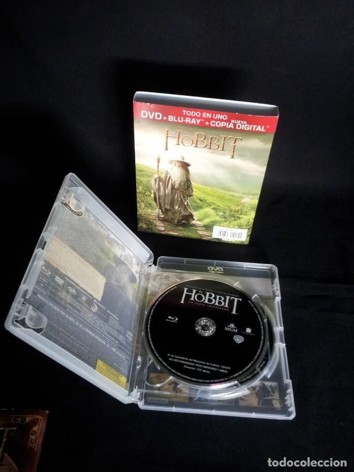 El Hobbit - Un Viaje Inesperado - Tremendo Lote